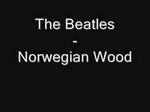 The Beatles - Norwegian Wood