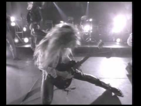 Skid Row - Youth Gone Wild (Official Music Video) [HD]