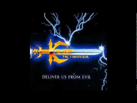 Metal Ed.: Kryst The Conqueror - In God We Trust