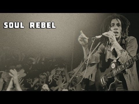 Bob Marley - Soul Rebel - Remastered [HD]