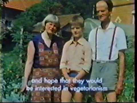 William Shatner - The Vegetarian World - Part 1