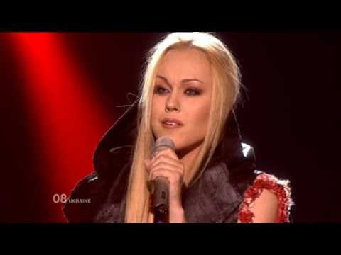 Eurovision 2010 2nd Semi - Ukraine - Alyosha - Sweet People