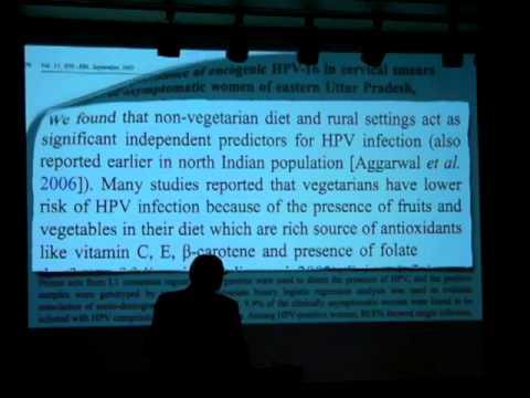 Dr Michael Greger at World Veg Festival 2013