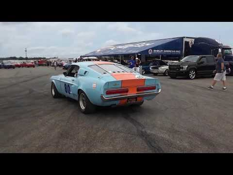 Shelby MkIV, Cobra, Mustang, Oh My!   At the Team Shelby East Coast Grand Nationals