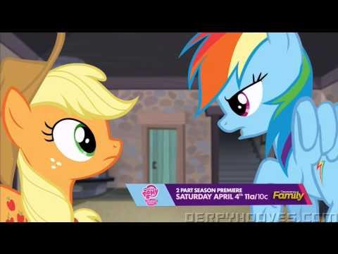 My Little Pony Friendship is Magic Season 5 Premiere Promo