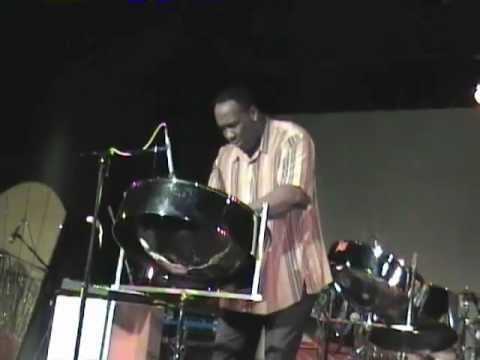 Steel pan Rising  Softly, As in a Morning Sunrise. Robert Greenidge.& Ashton Craig