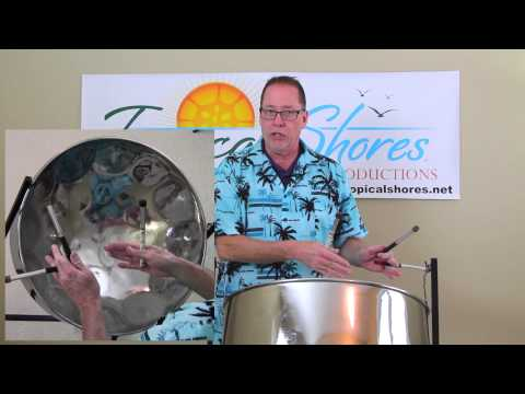 Tropical Shores Steel Drum Lessons: Chords