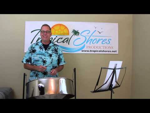 "Tropical Shores Steel Drum Lessons: ""Celebrating One Year"""