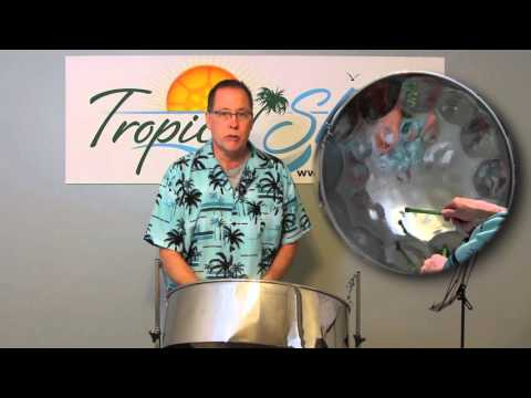 Down Under - Tropical Shores Steel Drum Lessons