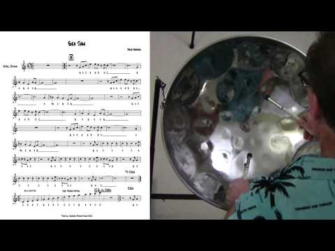 Chords and Progression  - Tropical Shores Steel Drum Lessons