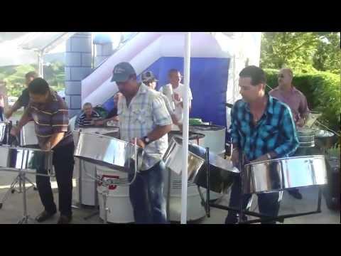 Calypso Star Band, Puerto Rico