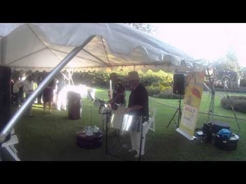 Jolly Mon Jams plays for the Cape Fear United Way annual fundraiser
