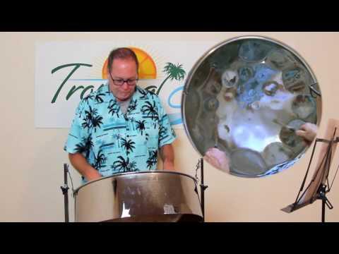 """""""Quando, Quando, Quando"""" - Tropical Shores Steel Drum Lessons"""