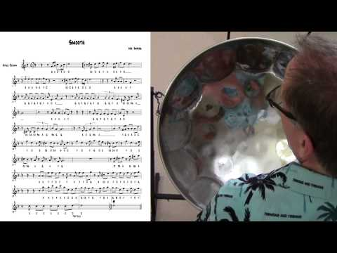 Smooth - Tropical Shores Steel Drum Lessons
