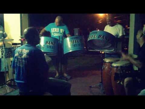 LA RUMBA STEELBAND - SIN SALSA NO HAY PARAISO-GOOD!!!.3gp