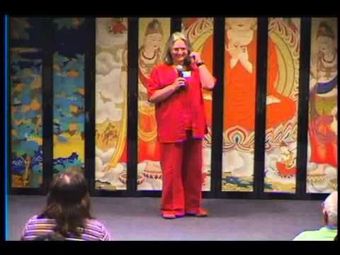 Caroline Brazier - Keynote - International Conference on Other-Centered Approaches
