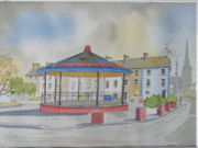Bandstand at St. Peter's Square, Wexford
