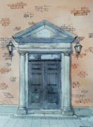 YMCA Doorway, Nth. Main St. Wexford