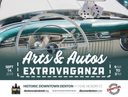 20th Annual Arts and Autos Extravaganza Denton, TX