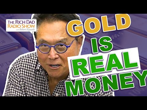 In GOLD We Trust - Robert Kiyosaki (Full Radio Show)