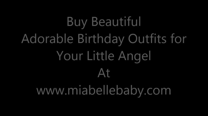Adorable Birthday Outfits for Your Little Angel