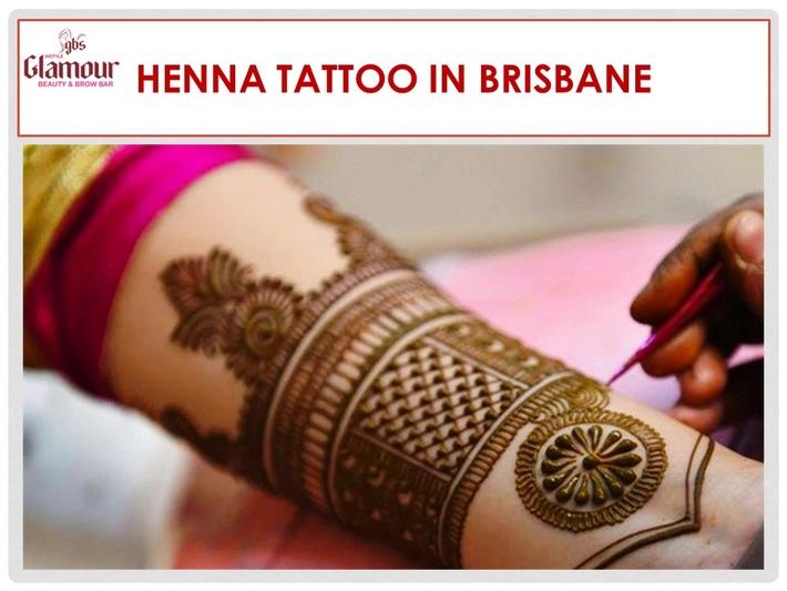 Henna Tattoo for Parties in Brisbane