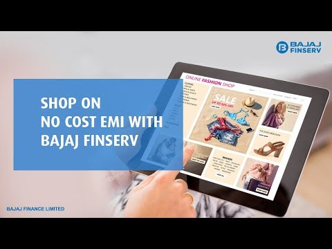 Shop on No Cost EMI and Convert all your Purchases Into Easy EMIs
