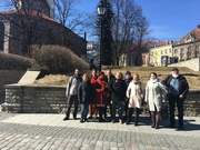 Board-meeting in Tallinn