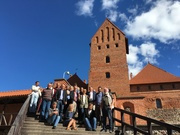 Baltic Museums at Trakai Castle, Lithuania