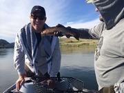 2014 - Craig, Montana - Rainbow Trout