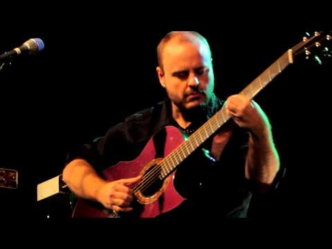 Andy McKee - Mythmaker (New Song) / Live February 2014