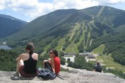 Cannon Mountain Seen from Bold Mountain
