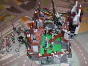 Lego Castle and Dragon