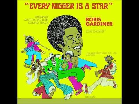 Boris Gardiner - Funky Nigger