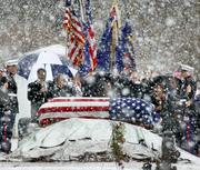 Marines Funeral
