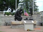Spc Shaun Novak Memorial Unveiled