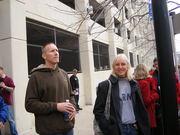 Veterans Day Parade in Milwaukee 2012