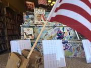All In Books Store Window Display