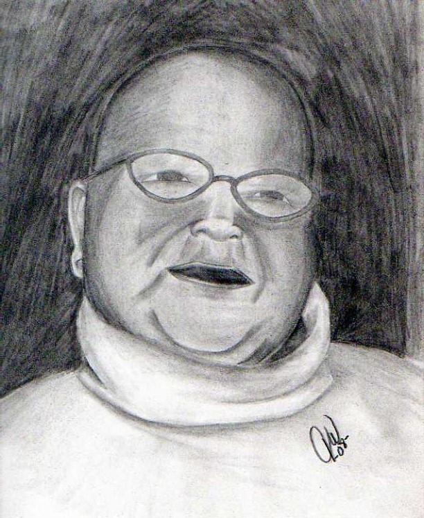 Nana Portrait