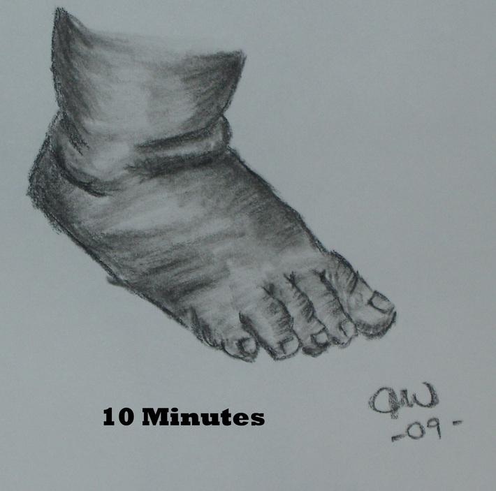 Toddler's Foot