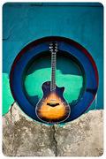 Pennan Brae's Guitar