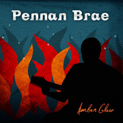 Amber Glow by Pennan Brae