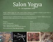 SALON YOGYA, Friday 19 Sep 2008