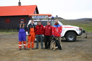 Search and rescue team