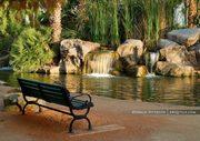Encanto Park Waterfall