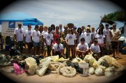 Beach Cleanup Photos