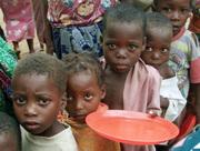 hunger in Africa
