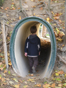 Kid-sized Tunnel