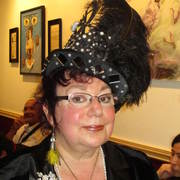 steampunk show hats that i made!