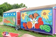 CommUNITY Arts Mural at Troy Gardens